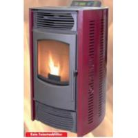 Buy cheap Easy Clean No Electricity Pellet Stove , Modern Pellet Stove With Security Bar from wholesalers