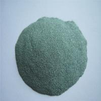 Buy cheap China manufacturer F150# grains Green Carborundum/green Silicon Carbide/green carbofrax from wholesalers