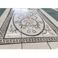 Buy cheap 160x120cm Marble Water Jet Medallions product