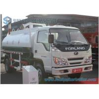 China FOTON FORLAND Vacuum Cleaning Tank Truck Two Axles Professional on sale