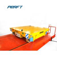 Buy cheap High Speed Material Handling Ferry Motorized Transfer Trolley On Railway from wholesalers