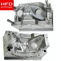 Buy cheap SGS Certificated Stainless Steel Single / Multi Cavity Plastic Injection Mould from wholesalers