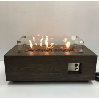 Buy cheap Factory price  home decoration real flame LPG NPG propane outdoor gas fireplace fire pit from wholesalers