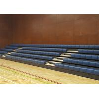 Buy cheap Wall Attached Arena Stadia Seating / Convenient And Safe Removable Stadium Seating from wholesalers