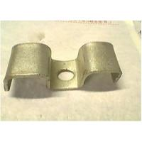Buy cheap Galvanized Grating Saddle Clips , SGS Installation Steel Grating Clamps from wholesalers