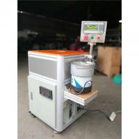 Buy cheap E27 Bulb Cap Punching Riveting Testing Machine For LED Bulb Production Line from wholesalers