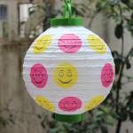 Buy cheap chinese handmade Round paper lantern from wholesalers
