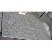 Buy cheap Tiger Skin White Granite Quartz Floor Tiles Corrosion Resistant Design product