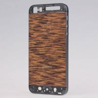 Buy cheap mobile phone back cover for iphone 5G with wood desgin from wholesalers