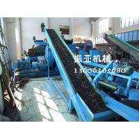 Buy cheap Customized Waster Rubber Recycling Plant Tire Shredding Equipment from wholesalers