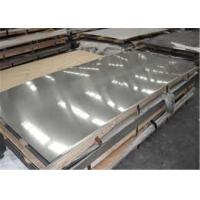 Buy cheap Iron Base Alloy Stainless Steel Metal Sheet For Power Plant 0.28-8mm from wholesalers