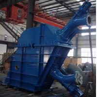 Buy cheap Stainless Steel Pelton Hydro Turbine 2x1600kW 600r / min 2x0.734m³/s from wholesalers