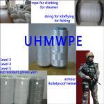 Buy cheap HMWPE fiber mooring rope glove/socks armour bulletproof helmet from wholesalers