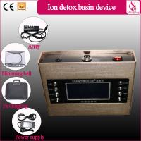 Buy cheap Ali Baba Shopping Wholesale Ion Detox Foot Spa Detox, Ionizer Foot Detox Machine from wholesalers