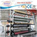 Buy cheap 1-4mm Plastic Rigid Pvc Marble Sheet Making Machine 380v 3p 50hz from wholesalers