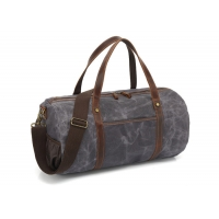 Buy cheap Genuine Leather Overnight Weekender Duffel Bags from wholesalers
