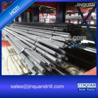 Buy cheap 7 degree 11 taper degree rod rock drill mining tapered drill rod from wholesalers
