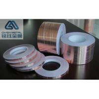 Buy cheap Non - Conductive Adhesive Copper Foil Tape For EMI Shielding T0.035*W380mmx L50m from wholesalers