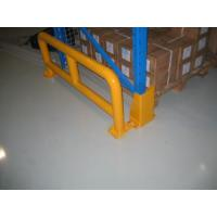 Buy cheap Rack Spare Parts Powder Coated Upright Protector with Highly OEM Service Accepted from wholesalers