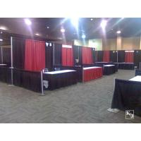 Buy cheap Aluminum pipe and drape kits/Pipe & drape backdrops/ trade show booths from wholesalers