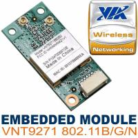Buy cheap VIA VNT9271B6050 USB Embedded Wi Fi security with WEP/WPA/WPA 2.0 standard from Wholesalers