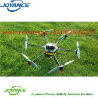 Buy cheap 6L 15L 20L agricultural spraying drone UAV crop sprayer with intelligent mode from wholesalers