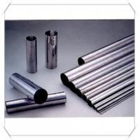Buy cheap ASTM A269 / ASTM A312 Stainless Steel Seamless Tube Welded Pipes Tubes from wholesalers