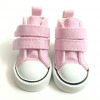 Buy cheap 6CM Canvas Shoes For Paola Reina,Mini Toy Gym Shoes for Minifee 1/4 Dolls,Bjd Doll Footwear Shoes for Coralla Dolls from wholesalers
