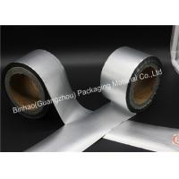 Buy cheap CE Certificated Aluminized Polyester Food Packing Film Oxygen / Water Vapor Resistant product