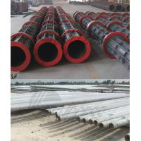 Buy cheap Round Prestressed Concrete Poles Cement Electric Pole Making Machine from wholesalers