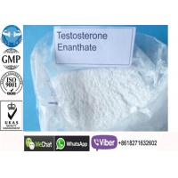 Buy cheap USP 99% Safest Bodybuilding Supplement Steroids Testosterone Enanthate from wholesalers