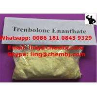 Buy cheap Enterprise Standard Raw Tren Power Pharmaceutical Anabolic Steroids Trenbolone Enanthate from wholesalers