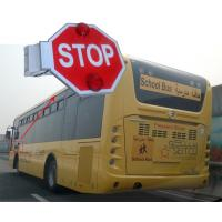Buy cheap Automatic School bus sign / Electronic stop arm  With Reflective Sheet Built-in Buzzer product