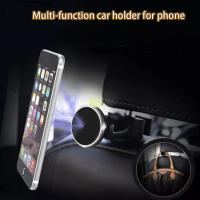 Buy cheap ABS Universal Car Headrest Mount Holder , Tablets Pc Magnetic Phone Holder from wholesalers