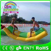 Buy cheap Funny water park inflatable seesaw for sale  Inflatable Floating See Saw from wholesalers