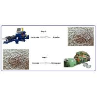 Buy cheap Note Book Stone Paper Making Machine With Printing Technology / Kneader from wholesalers