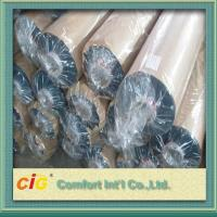 Buy cheap Auto PVC Transparent Film , Blue Chenille PVC Transparent Sheet product