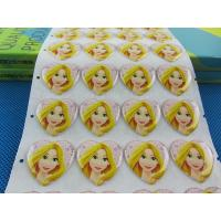 Buy cheap Promotional gift epoxy stickers product