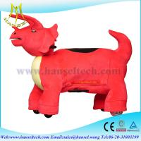 Buy cheap Hansel Happy Rider Toys On Wheel Electric Animal Scooter Rides from wholesalers