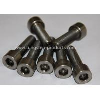 Buy cheap ASTM DIN Titanium / Titanium Alloy Bolts / Screws / Fasteners With Color Painting from wholesalers