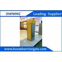 Buy cheap 5 Million MTBF CE Approved Boom Barrier Gate With Straight Aluminum Alloy Arm from wholesalers