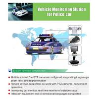 Buy cheap Professional  3G Mobile DVR 4 Video  Input ,  GPS tracking support canbus OBD2 interface from wholesalers