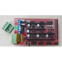Buy cheap Red Solder Mask Customized LED PCB Assembly Material FR4 Finished Copper 1OZ from wholesalers