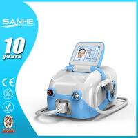 Buy cheap Beijing Sanhe Beauty professional manufacturer/ diode laser hair removal machine from wholesalers