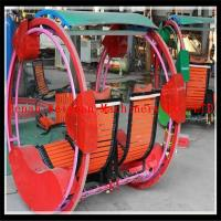 Buy cheap Interesting public games for child and adults fun electric control happy car from wholesalers