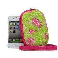 Buy cheap Sublimaiton printing waterproof and anti-shock neoprene camera bag with wrist strap for iphone from wholesalers