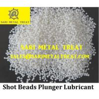 Purity white plunger lubricant granule,die casting lube wax