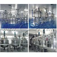 Buy cheap Medicine ss304 Stainless Steel  Storage Tanks Melting Chocolate from wholesalers