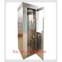Buy cheap Designing Making GMP Industrial Cleanroom Air Shower With HEPA Filter from wholesalers
