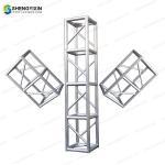 Buy cheap Spigot/Bolt 290mm aluminum truss Aluminum Truss display Exhibition Booth Aluminum Truss from wholesalers